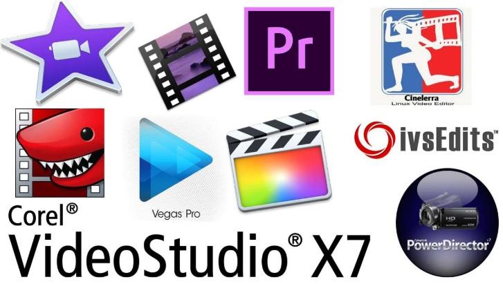 Top Video Edit Software